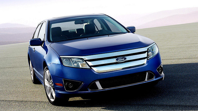 Repair and Service of Ford Vehicles